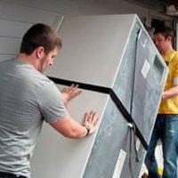Подъем холодильника на этаж