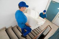 Подъем дивана на этаж