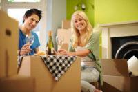 переезд с одной квартиры на другую