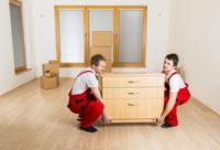 грузчики переставить мебель