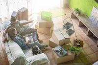 грузчики передвинуть мебель в Москве